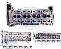 Головка блока цилиндров ВАЗ 21214, 2123 дв. 1,7л 8 кл. инж. н/о, под датчик фаз