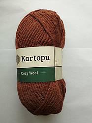 Kartopu Cozy Wool №1892