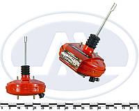 Усилитель тормозов вакуумный ВАЗ 2108-099, 2113-15, 21213-214 Люкс, красный