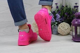 Кроссовки женские Nike Air Max Hyperfuse.Ярко-розовые, фото 3