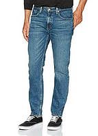 Джинсы Levi's 502 Taper Fit Stretch  Demic Голубой (295070090)
