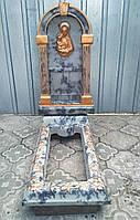 Детский памятник, бетонный