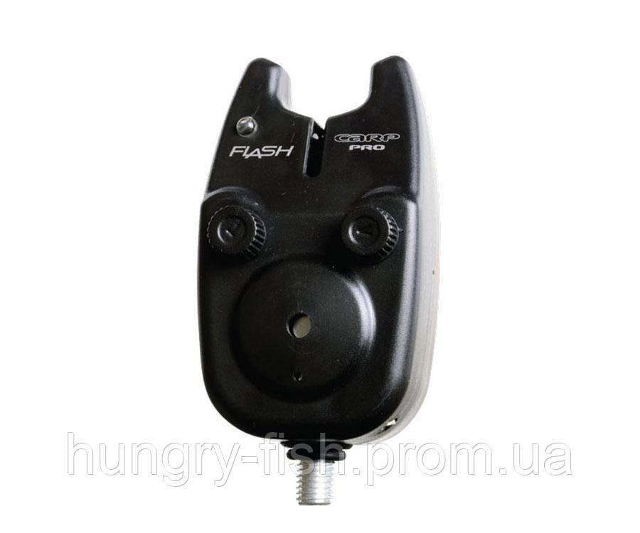 Электронный сигнализатор поклевки Carp Pro Flash 9V
