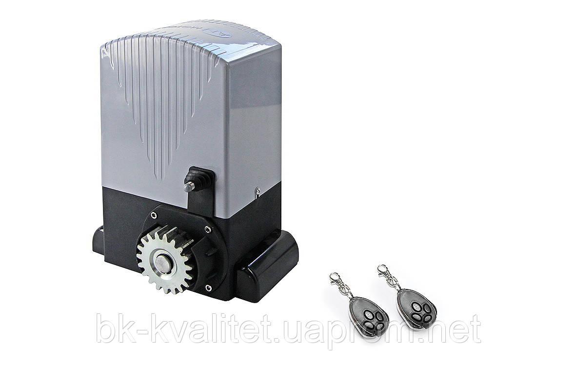 Привод ANMotors ASL500KIT – для откатных ворот весом до 500 кг(комплект)