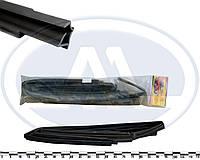 Уплотнитель опускного стекла двери ВАЗ 2170 рамочный верх (к-т 4 шт.)