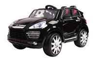 Эл-мобиль T-7827 BLACK джип на Bluetooth 2.4G Р/У 1*12V7AH мотор 2*35W с MP3 120*64*58 ш.к. /1/
