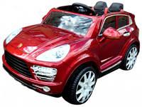 Эл-мобиль T-7827 RED джип на Bluetooth 2.4G Р/У 1*12V7AH мотор 2*35W с MP3 120*64*58 ш.к. /1/