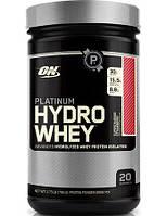 Протеин Optimum Nutrition  Platinum HydroWhey 795g
