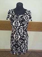 Платье  женское с узорами S.Oliver