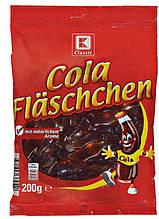 Жевательные конфеты K-Classic Cola Fläschchen 200 g