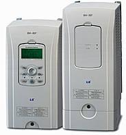 Частотний перетворювач LS Starvert iS7 від 0,75 кВт до 75 кВт
