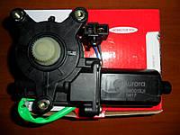 Мотор стеклоподъемника левый Lanos, Sens