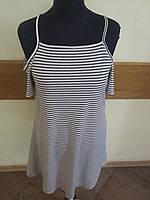 Платье женское в полоску тельняшка H&M