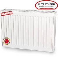 Стальные радиаторы Ultratherm 22 тип 500/1000 с нижним подключением, Турция, фото 1