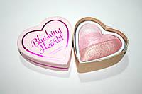 Румяна-хайлайтер Makeup Revolution Iced Hearts, фото 1
