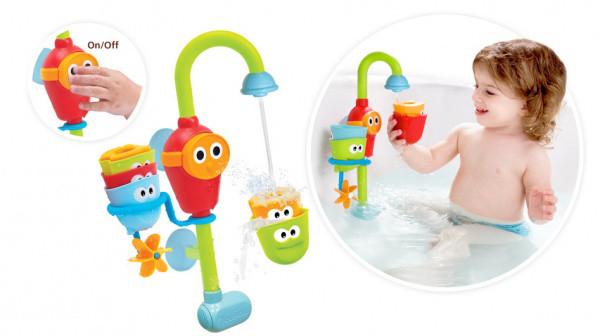 Игрушка для ванной Yookidoo Волшебный кран (25283)