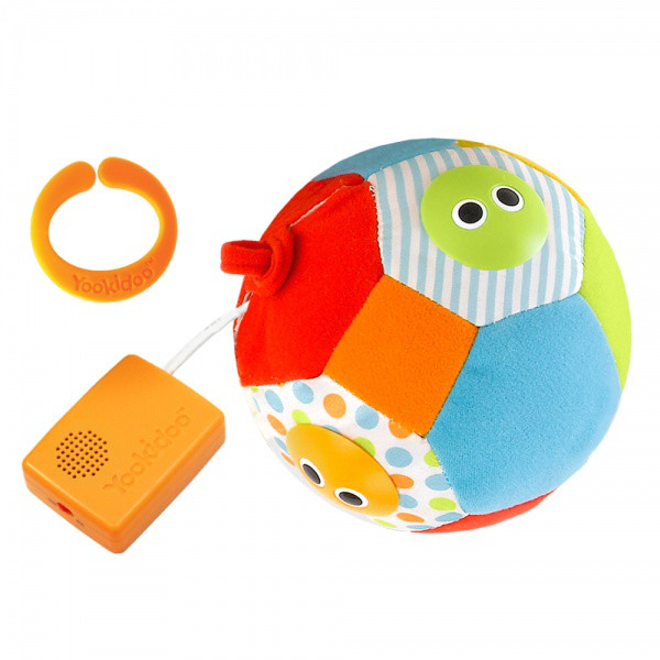 Музыкальный мяч Yookidoo (40124)