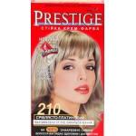 Краска для волос Престиж №210 Серебристо -Платиновый