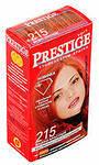 Краска для волос Престиж №215 Медно красный