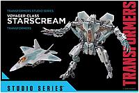 Hasbro Takara Transformers Studio Series 06 Starscream, Студио серия Старскрим
