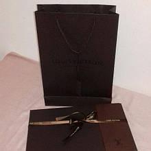 Подарочная  коробка + пакет  LOUIS VUITTON
