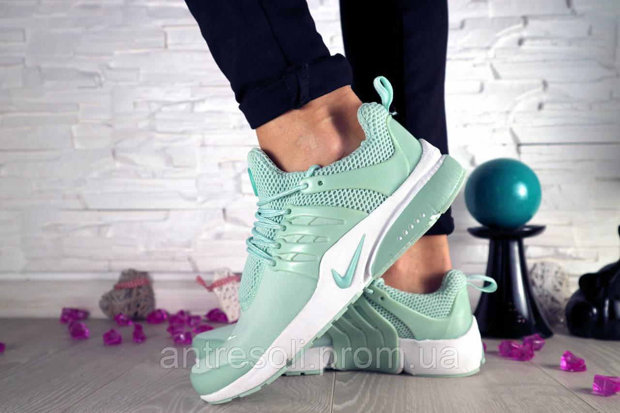 Женские кроссовки Nike Presto М'ятные 10349