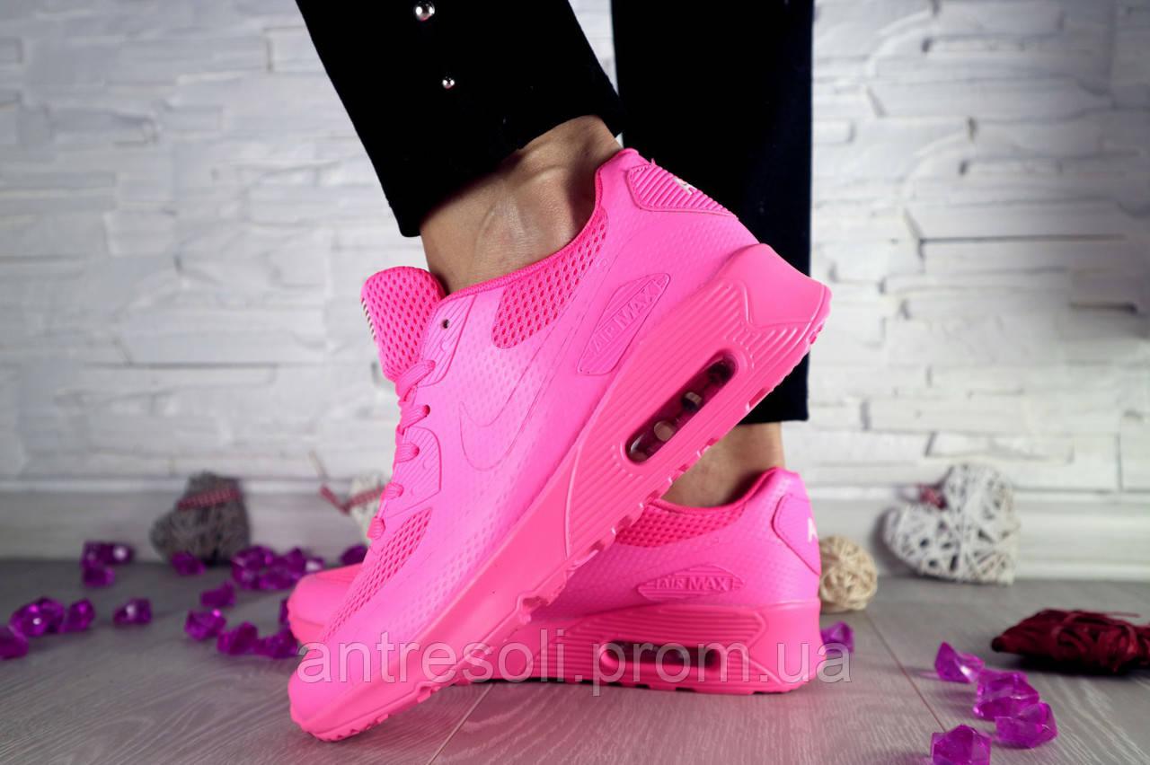 Женские кроссовки Nike Розовые 10347