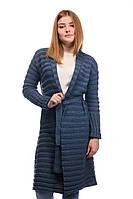Кардиган-пальто SVTR М-L Джинс (491)
