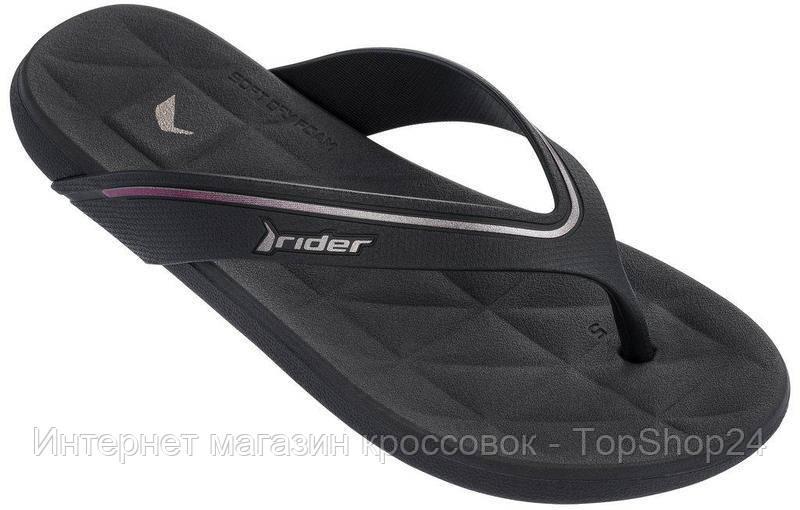 82205-23510 Вьетнамки женские Rider Elite Black/Pink