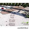 Пластиковий бордюр Garden Rand (Польща), фото 6