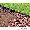 Пластиковий бордюр Garden Rand (Польща), фото 4