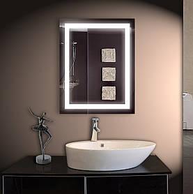 Дзеркало для ванної LED ver-3027 600х800