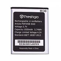 Аккумулятор для Prestigio PSP3458 DUO (1550mAh 3.7V)