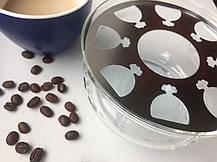 Стеклянная подставка-печка к заварочному чайнику, фото 3