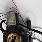 Механизм подачи проволоки на полуавтомат 24V, 30 W (1 ролик), фото 2