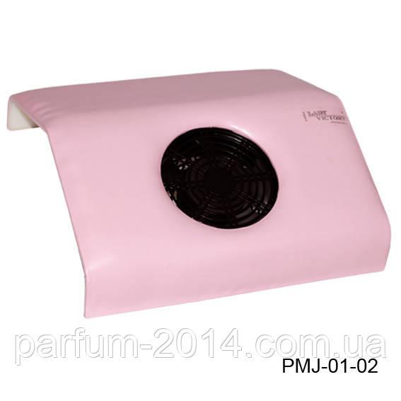 Пылесос для маникюра Lady Victory PMJ-01-02 - розовый