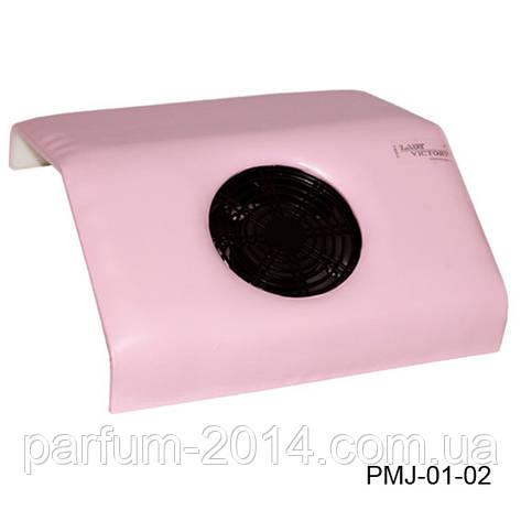 Пылесос для маникюра Lady Victory PMJ-01-02 - розовый, фото 2