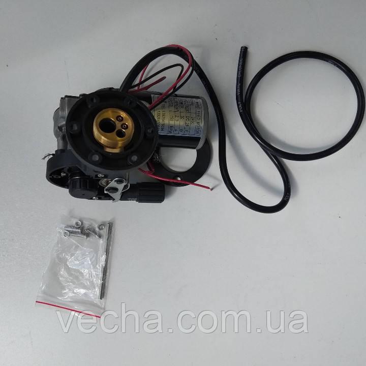 Механизм подачи проволоки на полуавтомат 24V, 30 W (1 ролик)