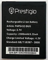 Аккумулятор для Prestigio 5453 (Li-ion 3.7V 1700mAh)
