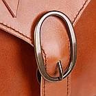 Женский рюкзак из натуральной кожи удивительный 77707, фото 7
