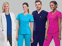 Основные виды медицинской одежды