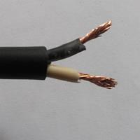 Провод в резине КГ 2х0,75