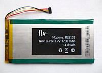 Аккумулятор BL8103 для Fly Flylife Connect 7 3G 2 (3200 mAh)