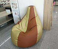 Кресло-груша (материал эко-кожа), размер 140*100 см