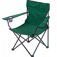 Стул раскладной туристический Паук с подстаканником - для хорошего отдыха на природе, раскладной стул, раскладной стул-кресло, кемпинг стул