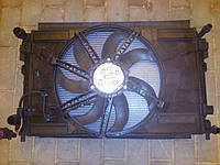 Вентилятор для Volkswagen Passat B8.