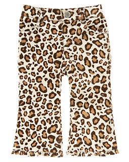 Вельветовые леопардовые брюки (Размер 3т) Gymboree (США)