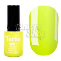 Гель-лак Tertio №019 (ярко-желтый, эмаль), 10 мл