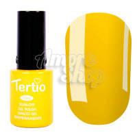 Гель-лак Tertio №020 (желто-древесный, эмаль), 10 мл