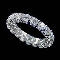 Кольцо Tiffany дорожка 435